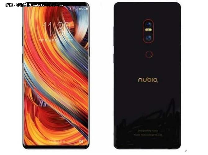 努比亚全面屏手机曝光 来源于员工简历