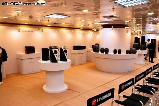 惠威科技亮相广州国际音响唱片展