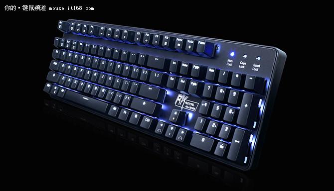 Cherry轴机械键盘只要279元