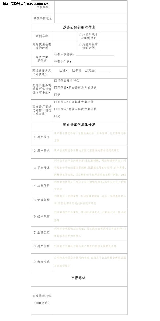 击鼓鸣金:寻找2017中国混合云十大用户