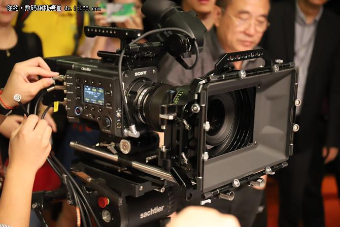 全画幅6K电影摄影机 索尼CineAltaV发布