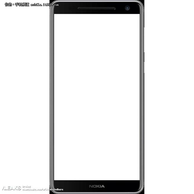 诺基亚9全面屏手机曝光 正面类三星设计