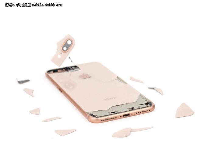 iPhone 8玻璃背壳太脆弱