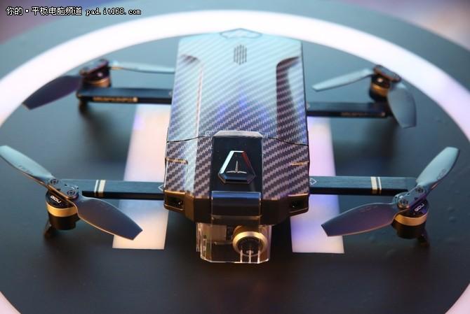 滑道折叠 GDU普宙无人机O2正式亮相