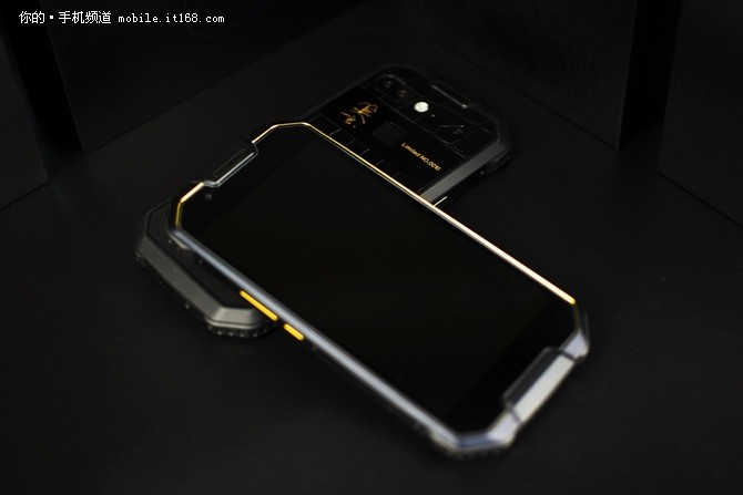 黑金版AGM X2国庆低调发布,限量开售