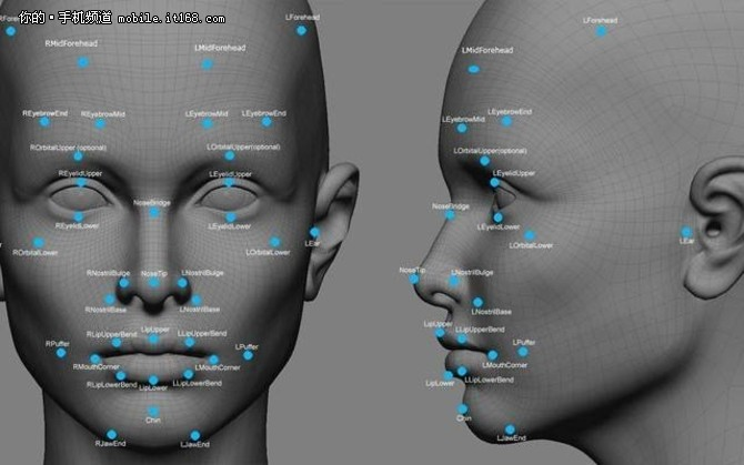 iPhoneX人脸识别的尴尬 被国产品牌打破