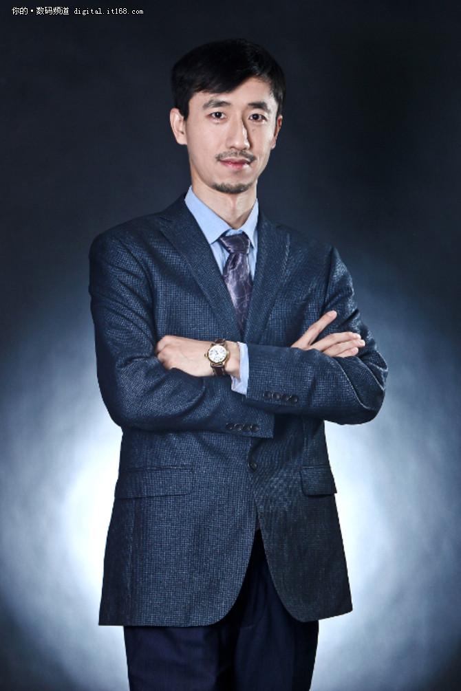 专访灵隆科技CEO