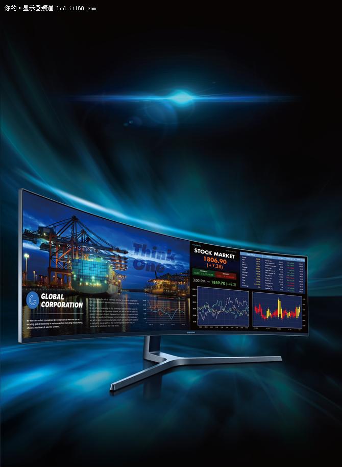 三星显示器CHG90如何赢得高知新富欢心