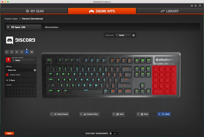 RGB按键 赛睿发布Apex 150键盘