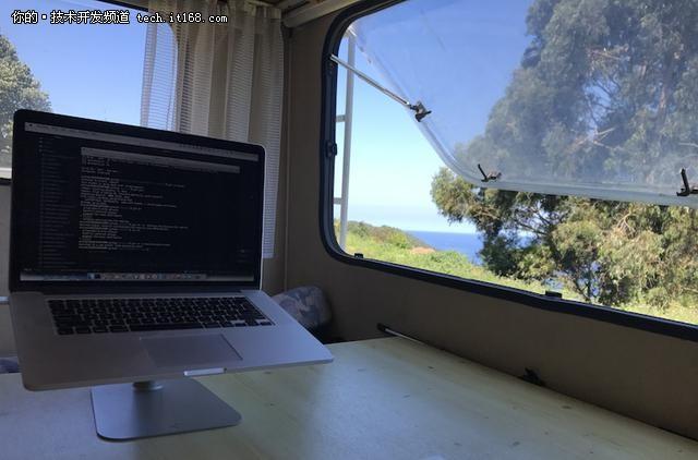 一位软件工程师在货车上度过的150天