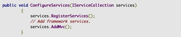 如何在ASP.Net 代码中使用依赖注入