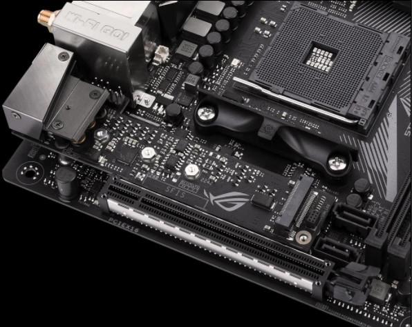 小钢炮绝配 华硕发布X370B350 ITX主板