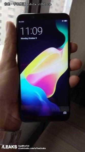 一加手机5T渲染图曝光 配全面屏设计