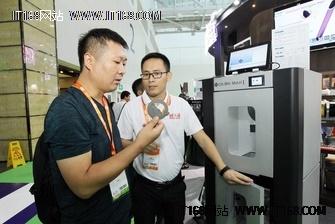 3D展:天威重磅推出AMSS金属3D打印机!