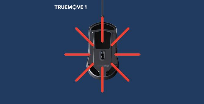 TrueMove1传感器 赛睿发布Rival 110