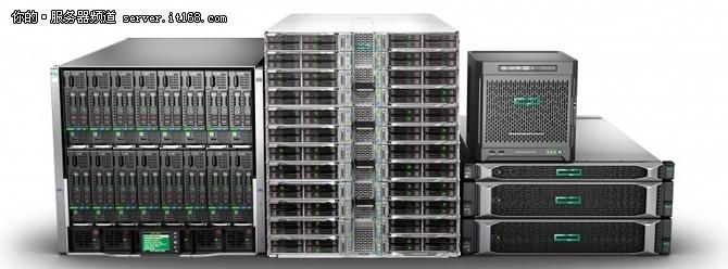 HPE Gen10服务器为中小企业带来福音!