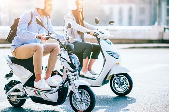 立马电动车 智能安全 让你的骑行更畅快