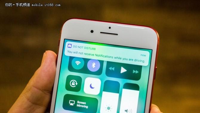 苹果再发iOS 11更新 修复使用小问题