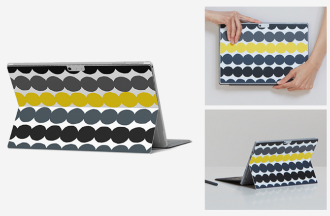 时尚品牌打造 微软推出全新Surface配件