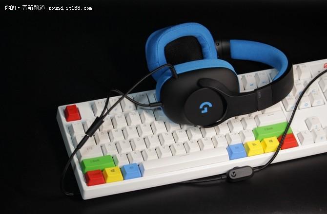 电竞酷玩时尚单品罗技G233电竞耳麦体验