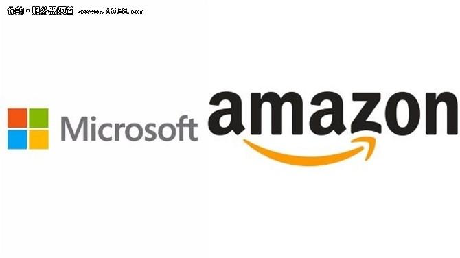 AI:亚马逊微软二次合作没拉谷歌入群?