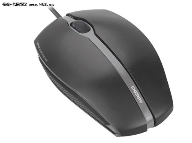 150元掌上尤物 樱桃发布Gentix静音鼠标