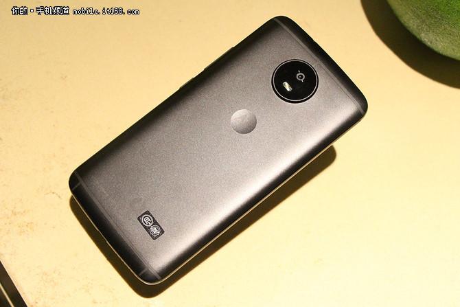 主打年轻市场 Moto G5s发布