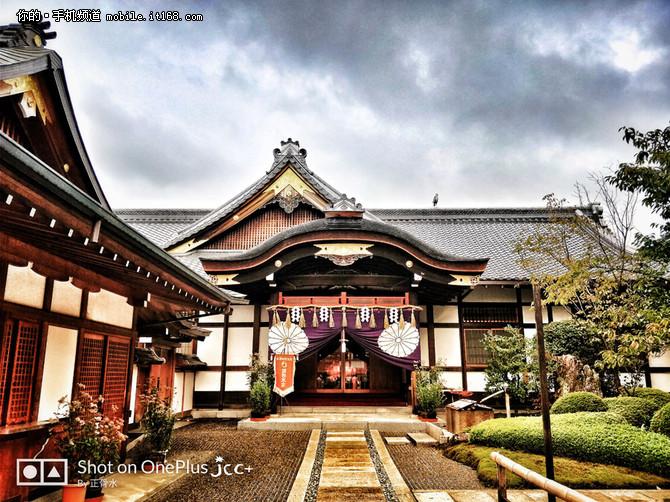 手机旅行摄54期:一加5记录的京都风情画