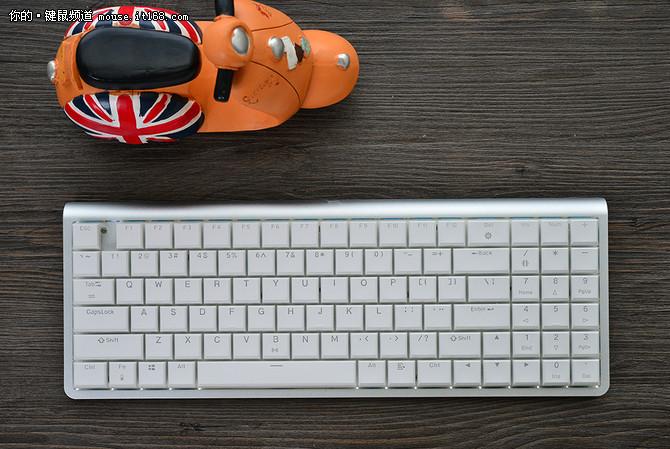 RK速写蓝牙机械键盘评测