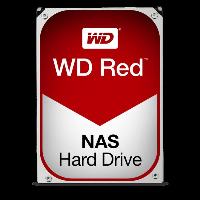 专为NAS7*24设计 西部数据10TB红盘评测