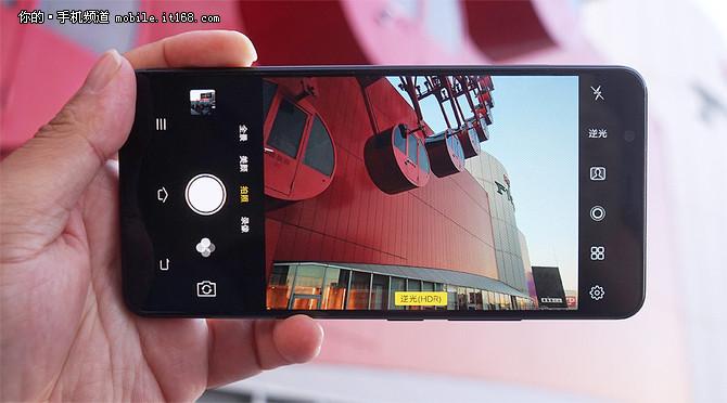 手机旅行摄55期:vivo X20记录逆光之美
