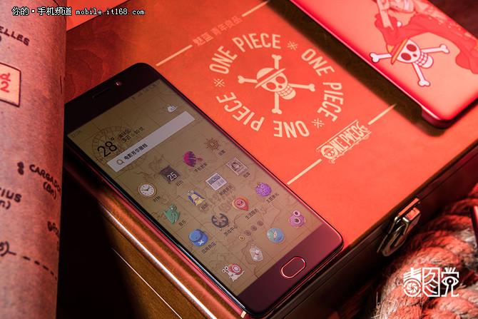 年轻有活力 魅蓝Note6航海王经典版热销