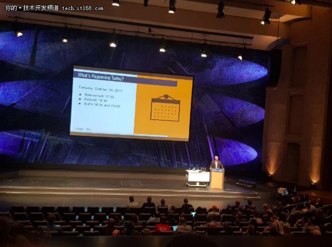 欧洲EclipseCon2017大会关键居然是这些