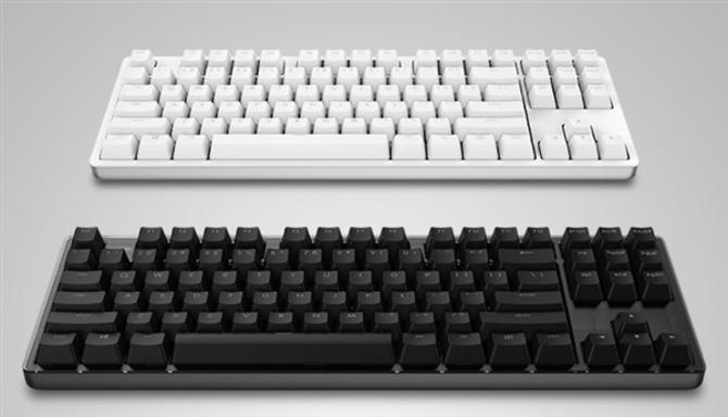 悦米机械键盘Cherry版上架:399元