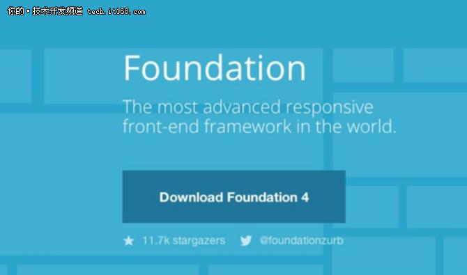 最流行的五大CSS框架,你都知道么?
