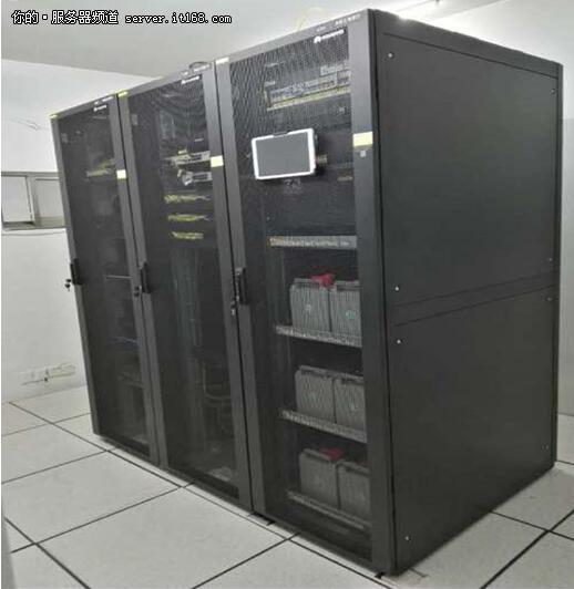 看一体化机柜在中国工商银行的最佳实践