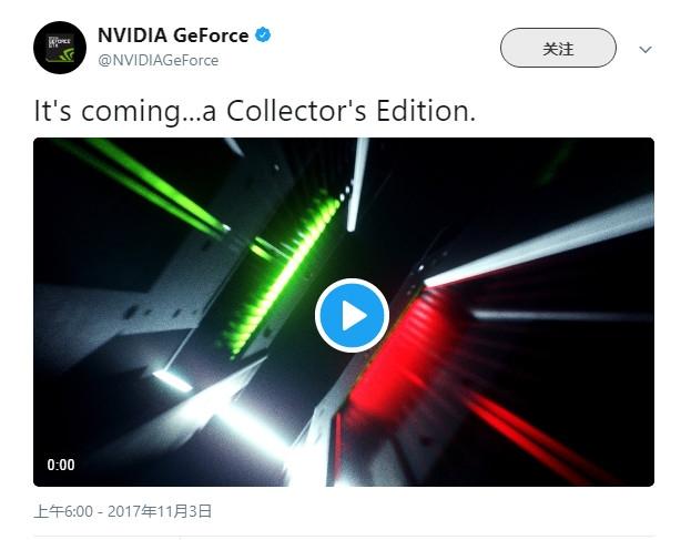 NVIDIA宣布TITAN X典藏版