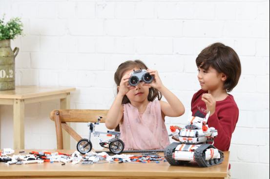 双11大促玩具来参战 小米机器人仅399元
