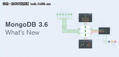 MongoDB文档数据库3.6版即将发布