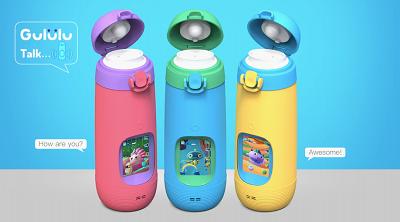 Gululu互动水杯拓展产品线发力中国市场