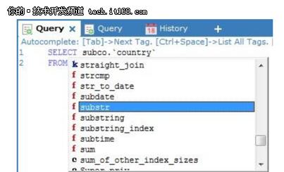 干货:不用插件就能管理好你的My SQL数据库