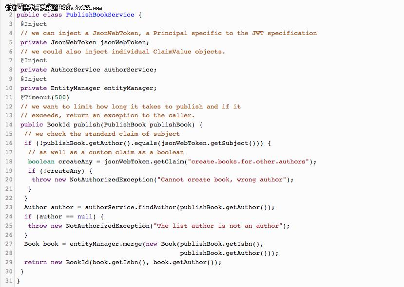 该选择Eclipse MicroProfile构建微服务了!