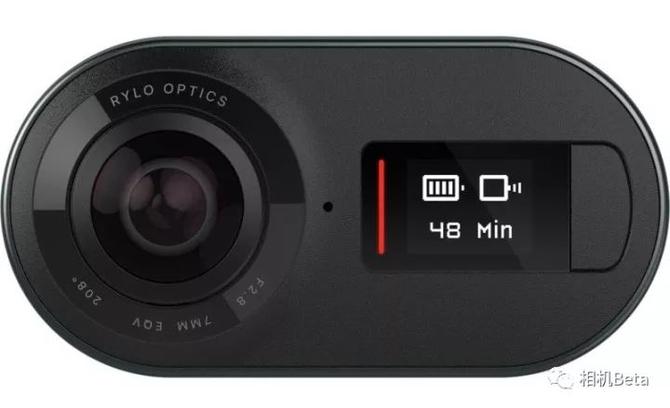 支持6K照片&4K视频 Rylo全景相机新发布