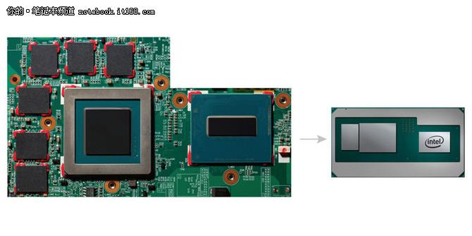 IntelAMD合体CPU进一步曝光