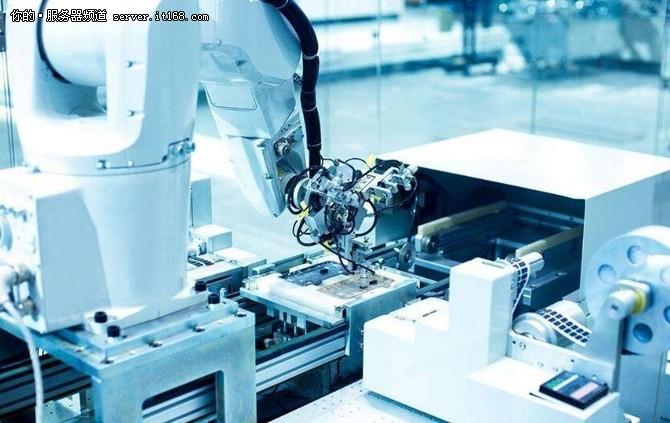 英特尔创新解决方案推动工业智能化转型