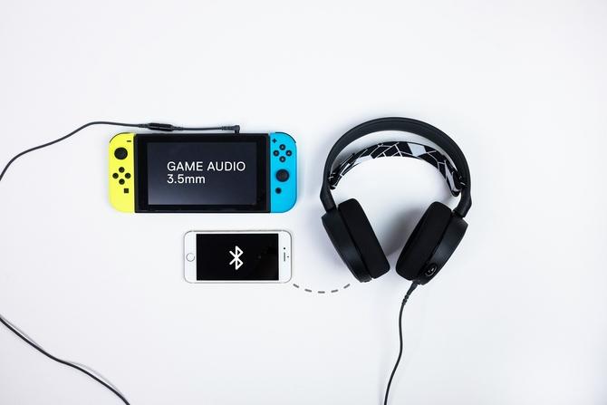 赛睿发布全新Arctis 3 蓝牙版耳机