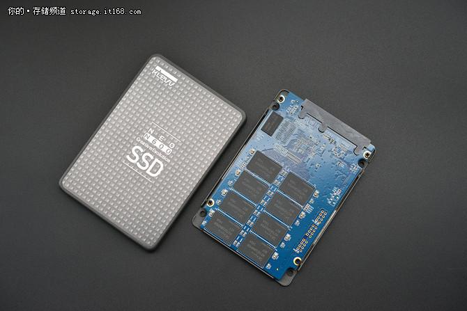 科赋NEO N600 SSD 480GB评测:拆解实测