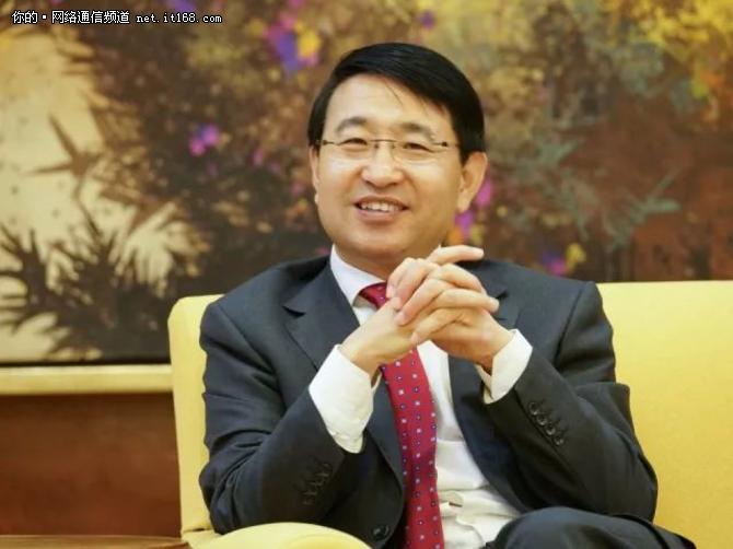 """新华三总裁出席""""全球城市信息化论坛"""""""
