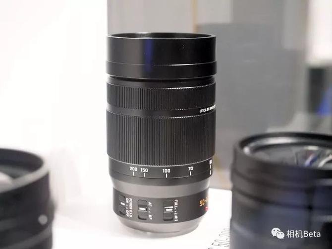 松下将发50-200mm f2.8-4 OIS防抖镜头
