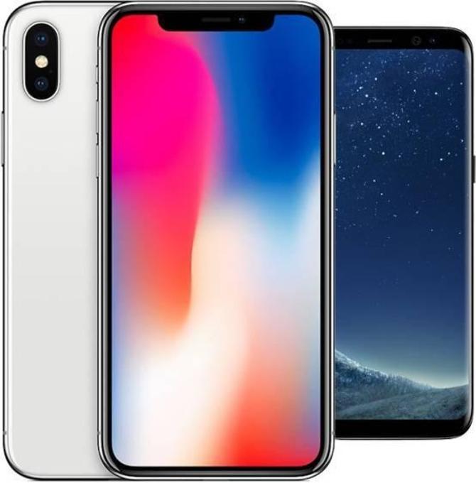 iphone x热卖 苹果有望成最大智能手机厂商
